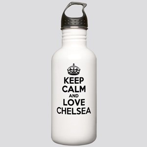 Keep Calm and Love CHE Stainless Water Bottle 1.0L