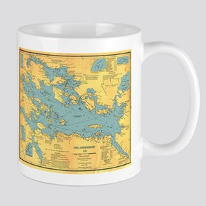 Lake Winnipissiogee 1911 Mug