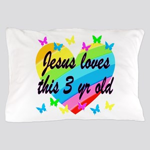 BLESSED 3RD Pillow Case