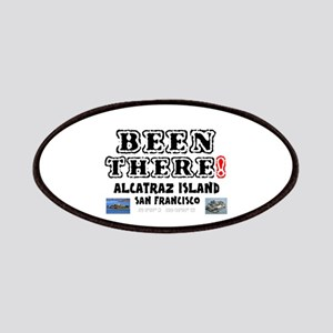 BEEN THERE! - ALCATRAZ ISLAND - SAN FRANCISC Patch