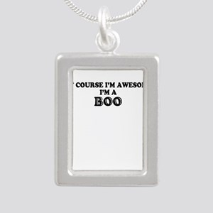 Of course I'm Awesome, Im BOO Necklaces
