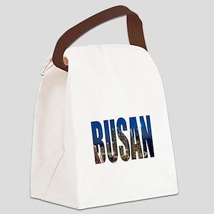 Busan Canvas Lunch Bag