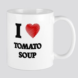 I Love Tomato Soup Mugs