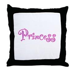 25. Princess Throw Pillow