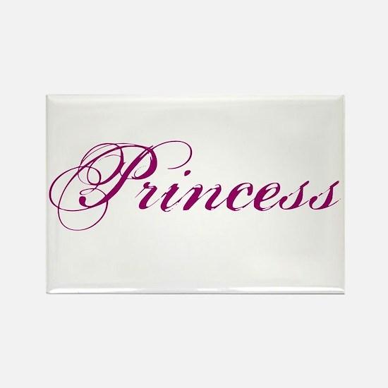 26. Princess Rectangle Magnet