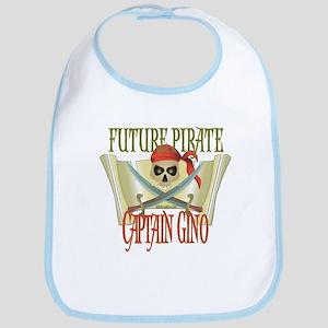Future Pirates Bib
