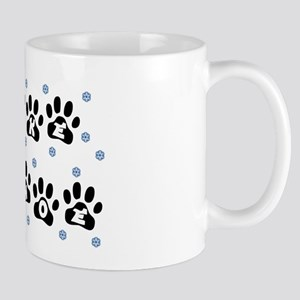 """Lake Tahoe Paws"" Mug"