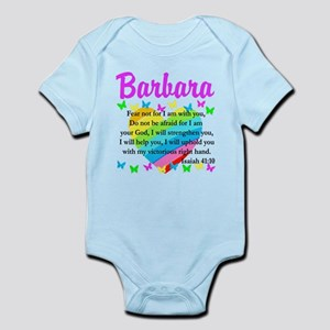 JOYOUS ISAIAH 41:10 Infant Bodysuit