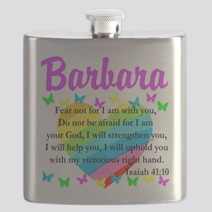 JOYOUS ISAIAH 41:10 Flask