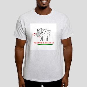 Fleece Navidad! Light T-Shirt