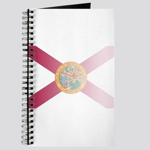 Florida State Flag Fade Background Journal