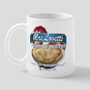 meat pie Mug
