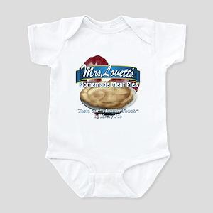 meat pie Infant Bodysuit