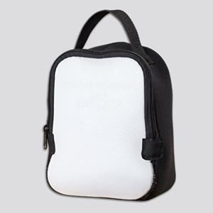 Of course I'm Awesome, Im BRIAN Neoprene Lunch Bag