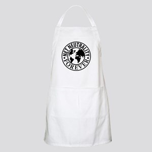 Net Neutrality Forever Light Apron