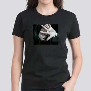 HATE Women's Dark T-Shirt