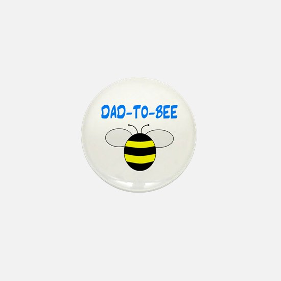DAD-TO-BEE Mini Button