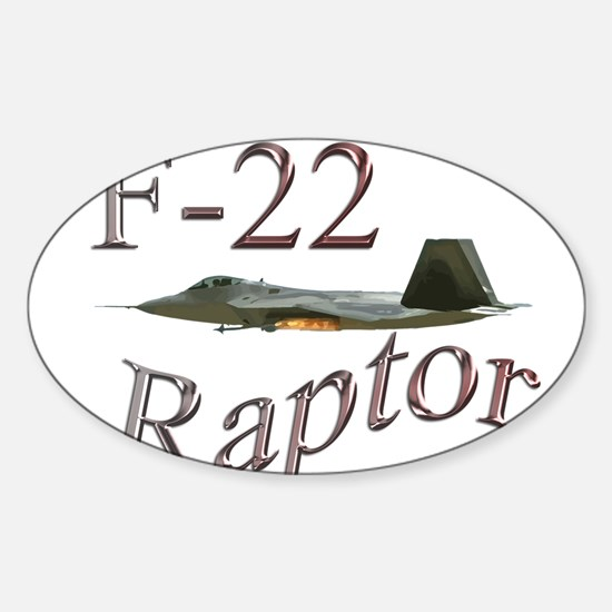 F-22 Decal