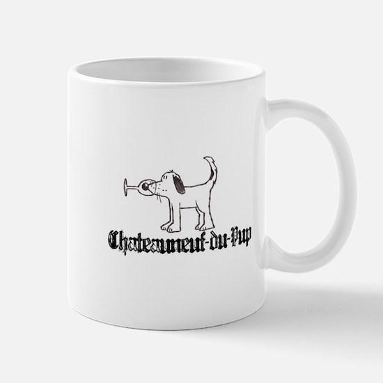 CHATEAUNEUF-DE-PUP Mugs