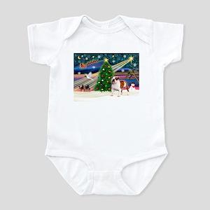 Xmas Magic & EBD Infant Bodysuit