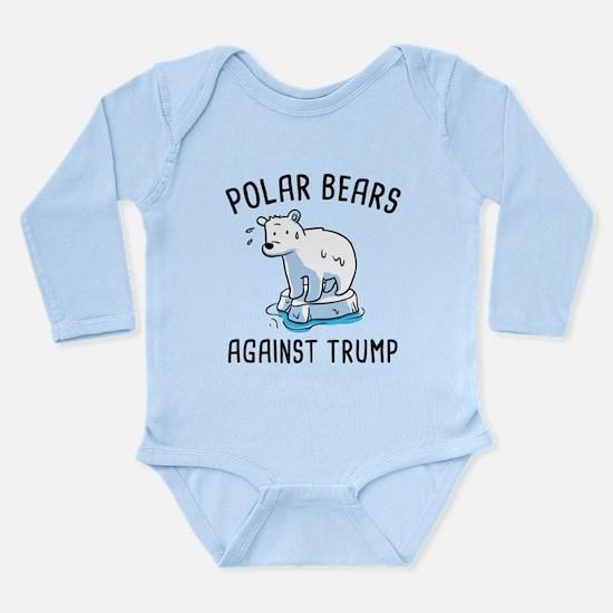 Polar Bears Against Trump Body Suit
