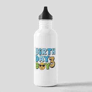 Emoji Birthday Boy Thr Stainless Water Bottle 1.0L