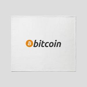 btc3 Throw Blanket