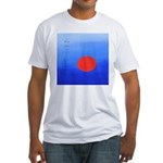 08.inoinoino... Fitted T-Shirt