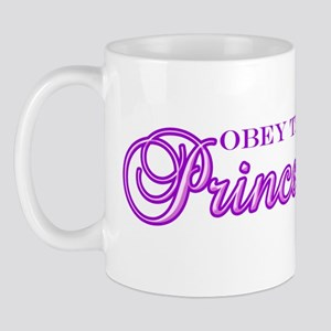 Obey the Princess Mug