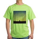 66.buddh..? Green T-Shirt