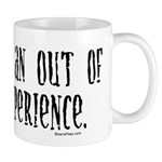 Out Of Money Experience Mug
