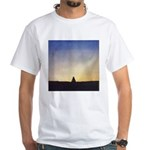 66.buddh..? White T-Shirt