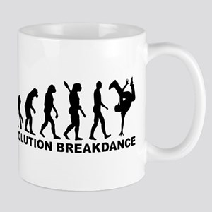 Evolution Breakdance Mug