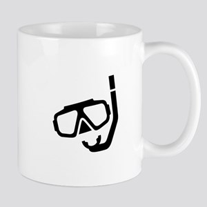 Scuba Diver Mugs