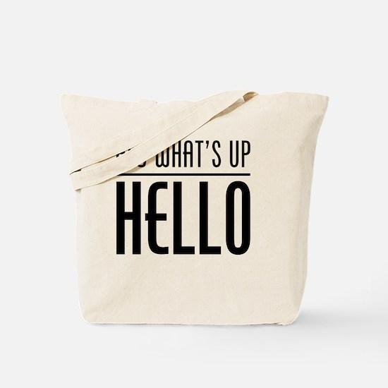 Unique Wap Tote Bag