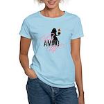 AMMO Wife with Piss Pot  Women's Light T-Shirt