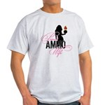 AMMO Wife with Piss Pot  Light T-Shirt