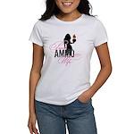 AMMO Wife with Piss Pot Women's T-Shirt
