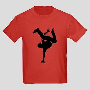 Breakdance Kids Dark T-Shirt