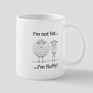 Fluffy sheep Mugs