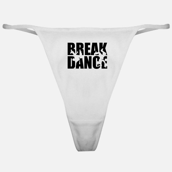 Breakdance Classic Thong