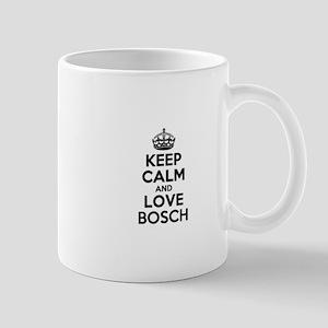 Keep Calm and Love BOSCH Mugs