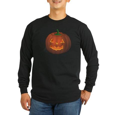 Halloween Long Sleeve Dark T-Shirt