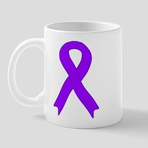 Violet Ribbon Mug