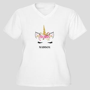 1a77e19c577 Unicorn Face Eyelashes Personalized Gift Plus Size