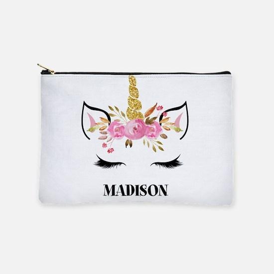 Unicorn Face Eyelashes Personalized Gift Makeup Ba