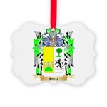 Serra Picture Ornament