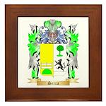 Serra Framed Tile