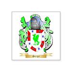 Serpy Square Sticker 3