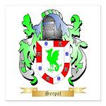 Serpot Square Car Magnet 3